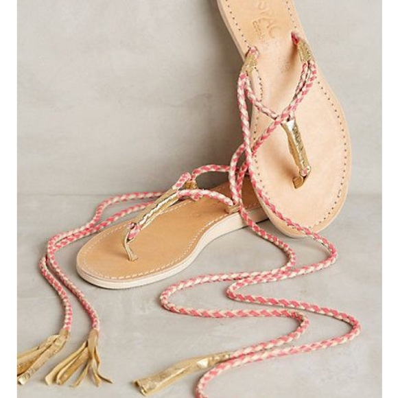 5e9834f09 Lace around flats L Space by cocobelle for Anthro